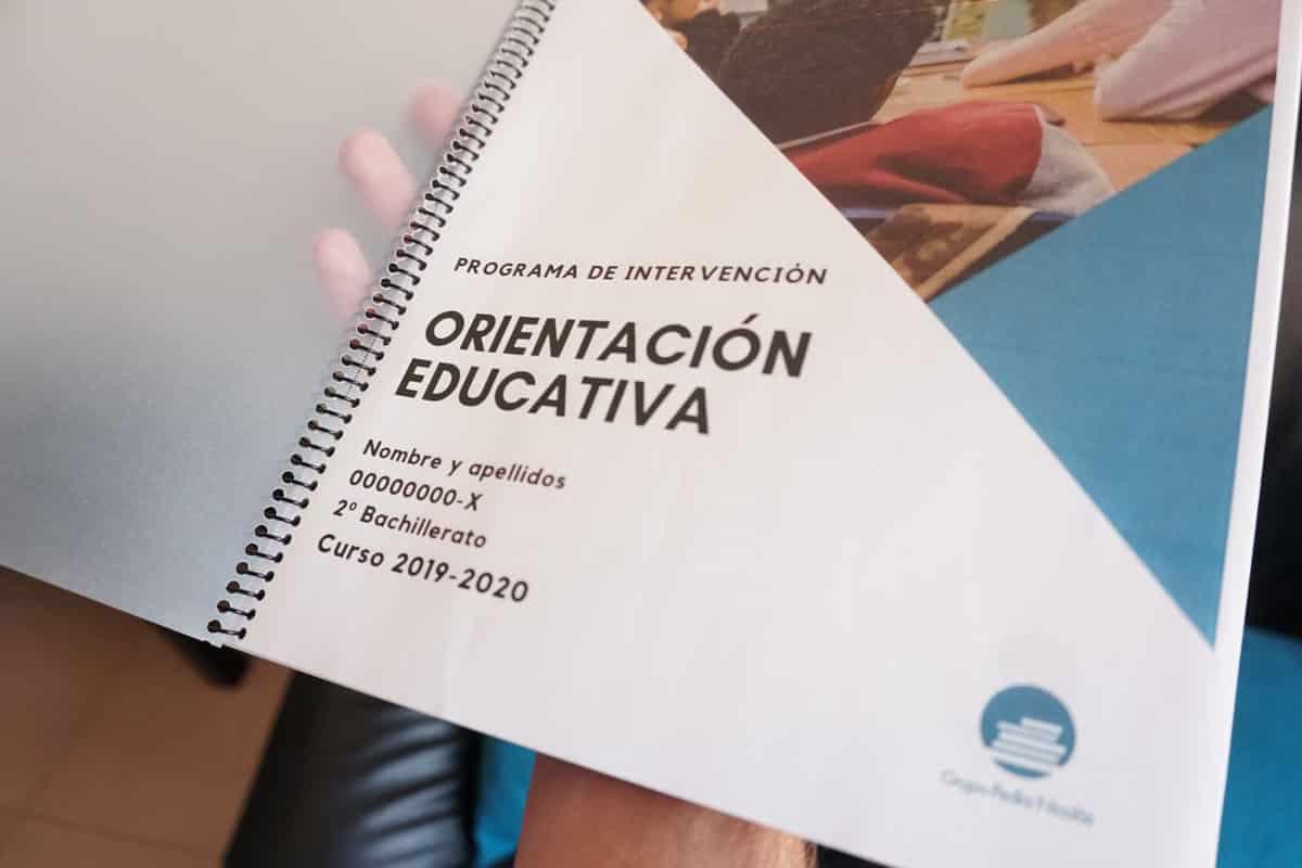 esquema programacion didactica orientacion educativa