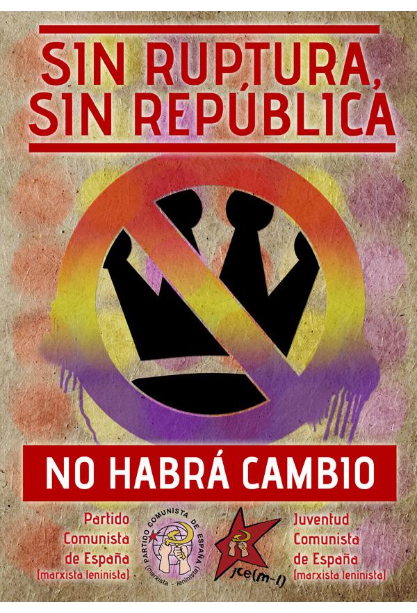 Sin República no habrá cambio