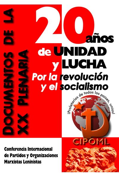 Documentos de la XX Plenaria de la CIPOML