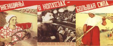 La mujer y Stalin - artículo de Sofía Ruiz - publicado en la web del PCEml Mujerstalin