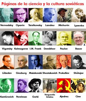 Páginas de la ciencia y la cultura soviéticas - Carlos Hermida Revillas - libro editado por Biblioteca Omegalfa - formato pdf Ciencia1