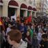 HUESCA: Los estudiantes se movilizan contra la privatización de la enseñanza