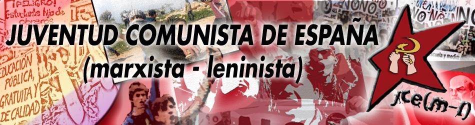 Juventud Comunista de España (marxista-leninista)